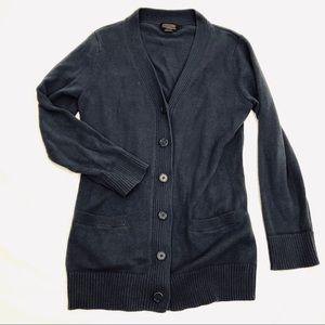 Men's Pendleton Cardigan - Navy blue